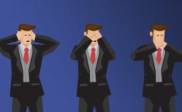 Errores del lenguaje corporal